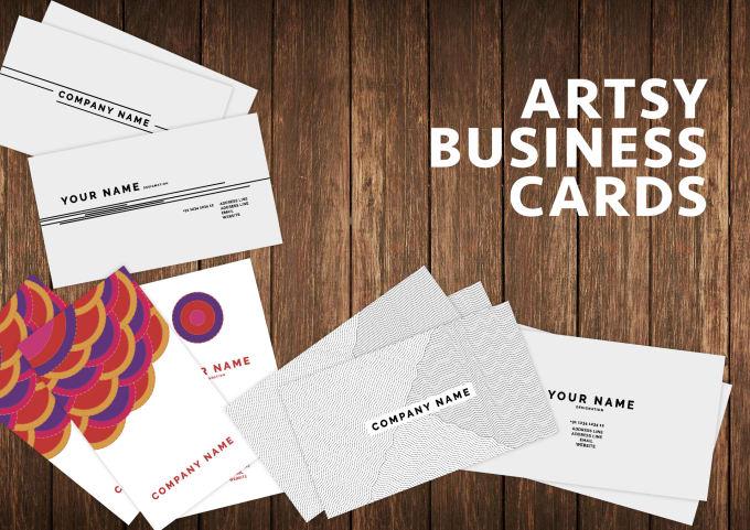 Make artsy business card by anadiathaley make artsy business card colourmoves