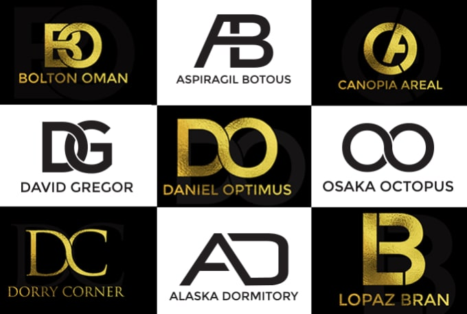 Design A Professional Monogram Or Initial Letter Logo