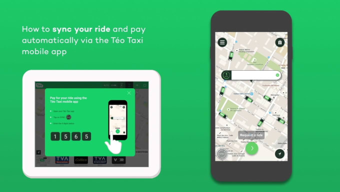 develop ride sharing application per your requirements using android and IOS