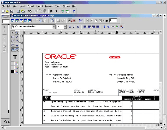 engr_shehzad05 : I will develop oracle forms and oracle reports for $5 on  www fiverr com