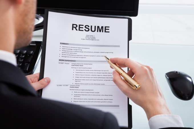 Write and fix your resume, cv,cover letter,linkedin by Wilson_resume