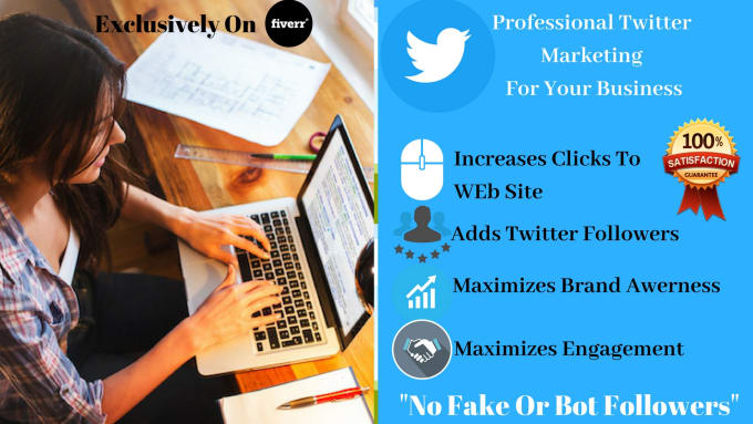 gain twitter marketing promotion and impressions