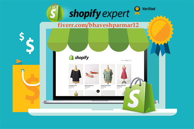 Build and implement custom shopify email templates by Bhaveshparmar12