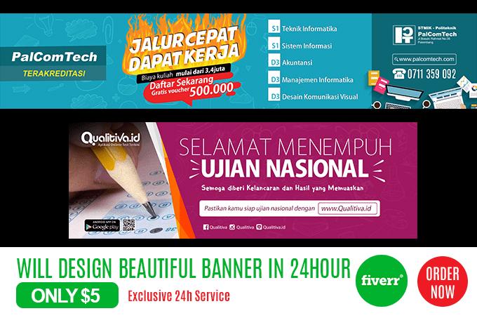 91 Koleksi Gambar Desain Online Banner HD Terbaik Download Gratis