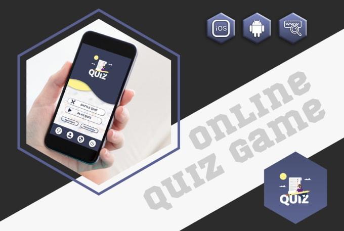 make android quiz app online quiz app offline quiz app