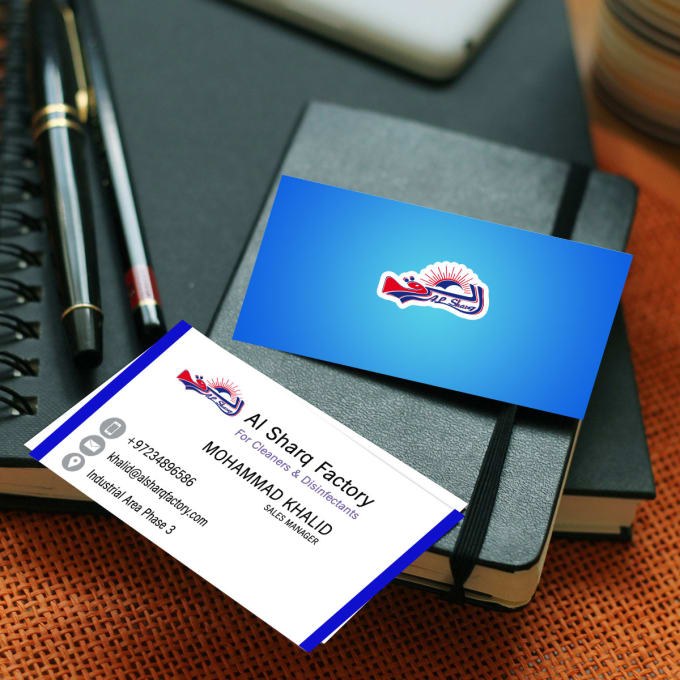 Create Different Types Of Business Card By Mahrudesigner