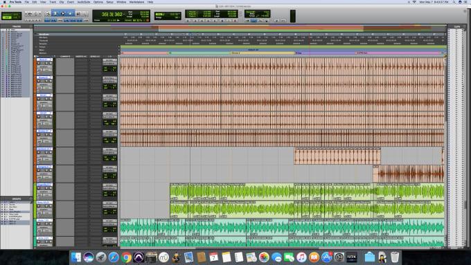 quantize your drum tracks