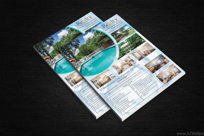 make real estate flyer and brochure by mrr design2010