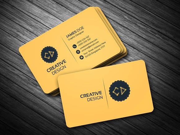 create amazing business card design - Amazing Business Cards