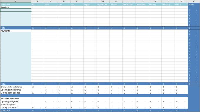 Do Data Entry On Spreadsheets