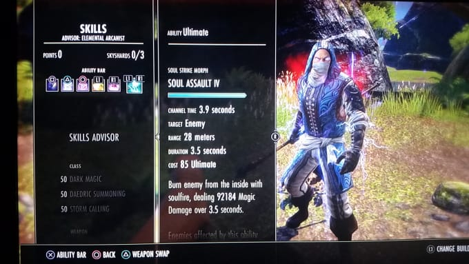 silvergandalf : I will take bounties on any pvp player in cyrodiil ps4 na  for $5 on www fiverr com