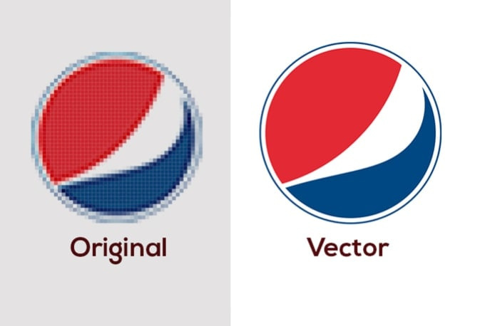 trace and turn your logo into vector by jigsdesign
