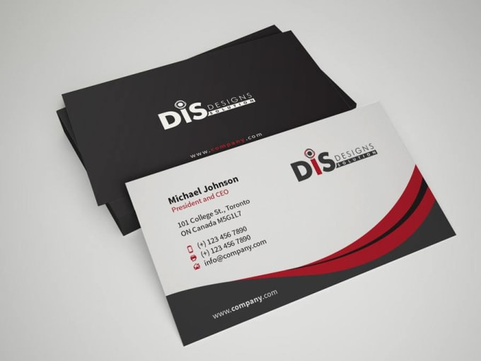 Design professional and modern business cards for you by faheemahmed793 design professional and modern business cards for you reheart Choice Image