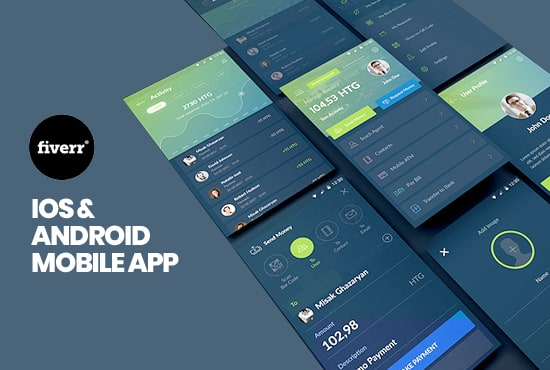 develop high quality ios and android mobile app