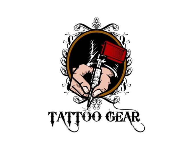 Create an amazing tattoo logo design for you in 12 hours by Marian_qp