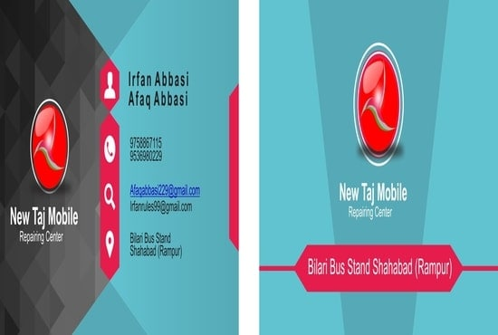 Make business card in corel draw by afaqabbasi make business card in corel draw reheart Image collections