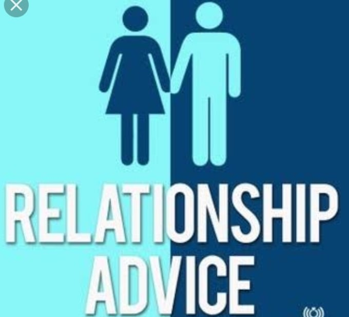 advice you on any relationship problems you could think of