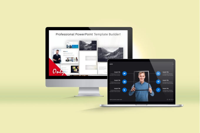 Do Unique Creative And Effective Powerpoint Templates By Mrvisual