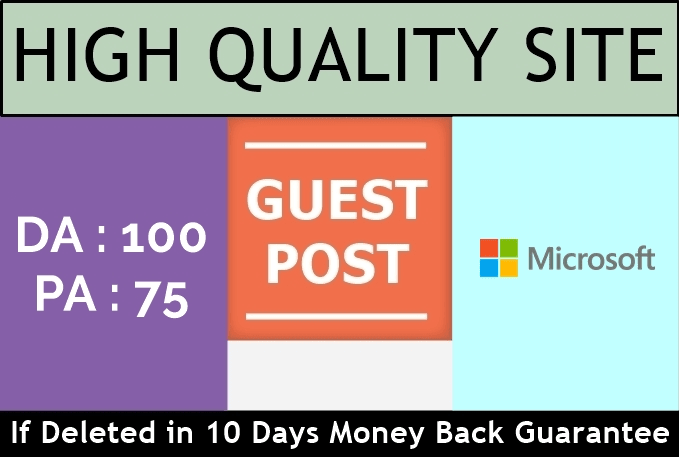 submit your guest post on microsoft