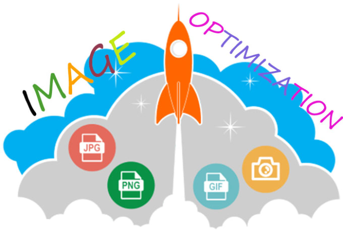 Optimize or resize images for website by Isomer04