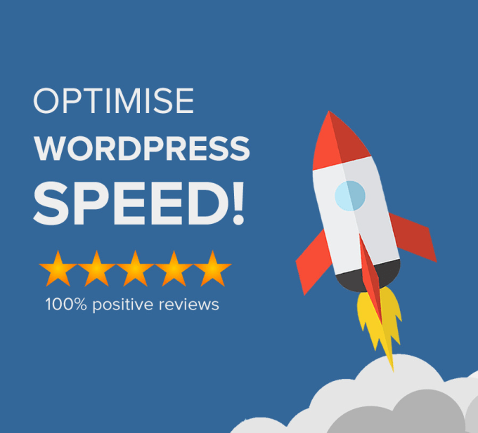 I will optimise the hell out of wordpress for speed and performance
