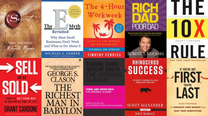 Get You The Top 100 Business Books Of All Time By Yassineoumenni