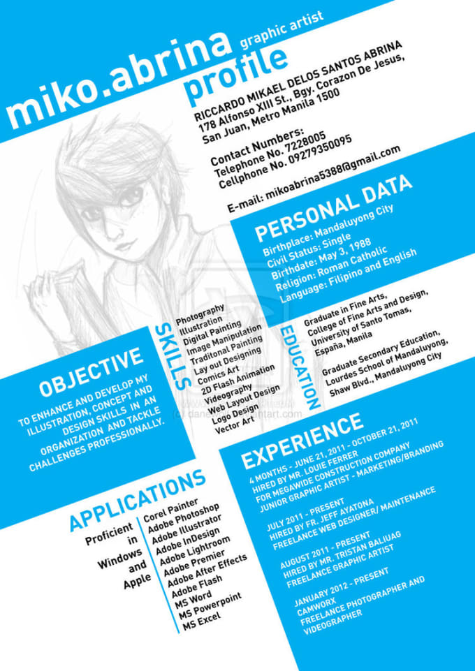 create a high quality resume from scratch by penelope string