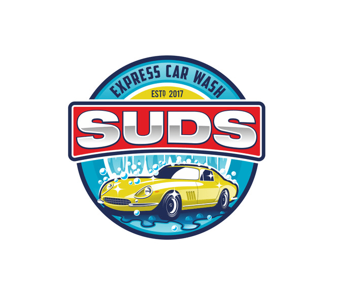 Make Awesome Car Wash Logo Design With My Own Creative Thinking By