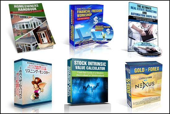Design Professional 3d Ebook Cover 3d Box Designs