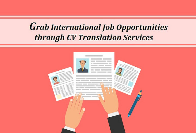 translate cv resume english hebrew translation