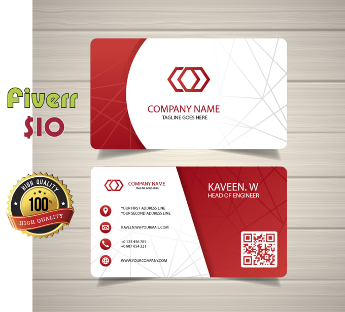 Make a good looking business card for you by danksdevolopers make a good looking business card for you colourmoves
