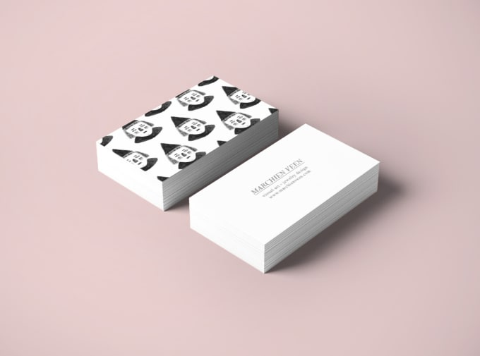 Create A Minimal Business Card Design By Wurstworld