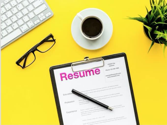 proofread edit and revise your resume by fifialex