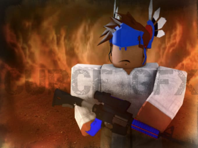 make gfx for games groups or ads on roblox