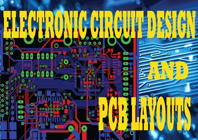 Help you in electronic circuit designs and pcb layouts by Nn_solutions