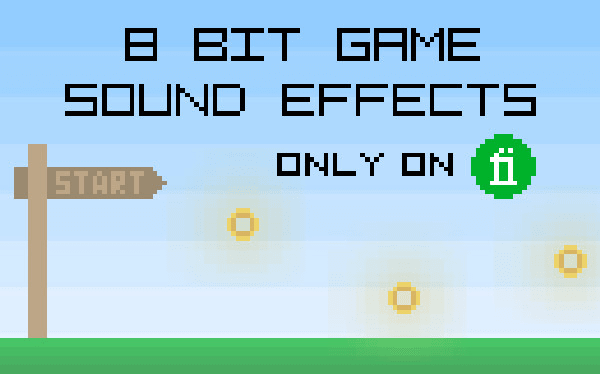 create 8 bit sound effects for your game