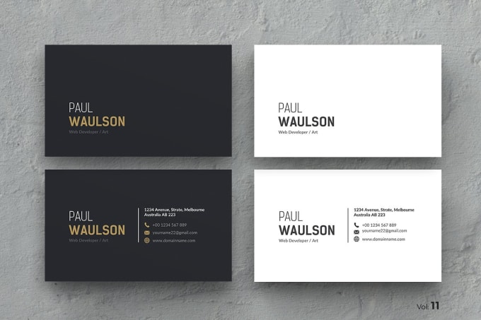 Design best business cards stationery or corporate identity by design best business cards stationery or corporate identity by usman1309 reheart Gallery