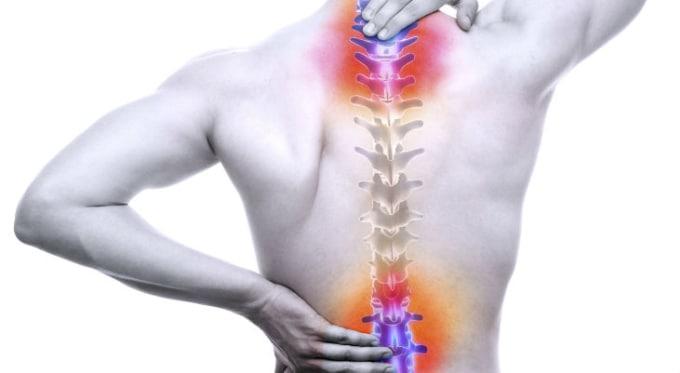 give samda healing for back and spinal pain