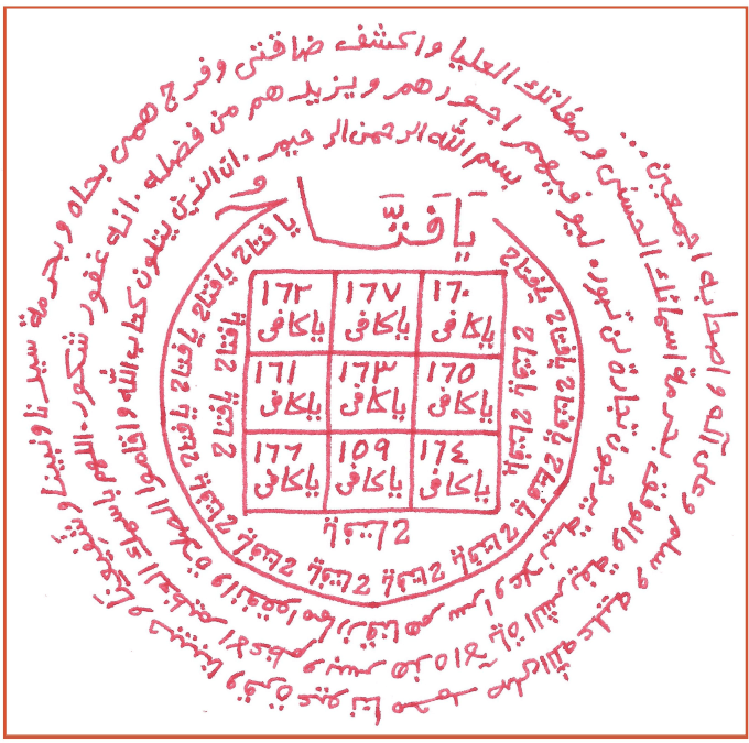 cast an arabic spell to remove curse or bad luck