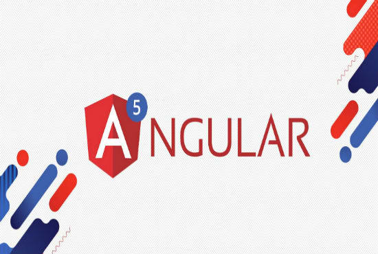 design front end in angular 4 5 with material design