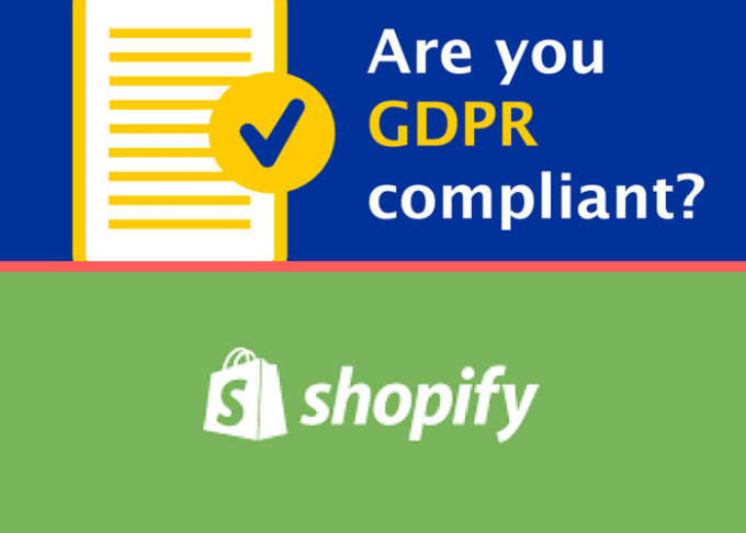 Write Gdpr Complaince Privacy Policy 2018 For Shopify Store By