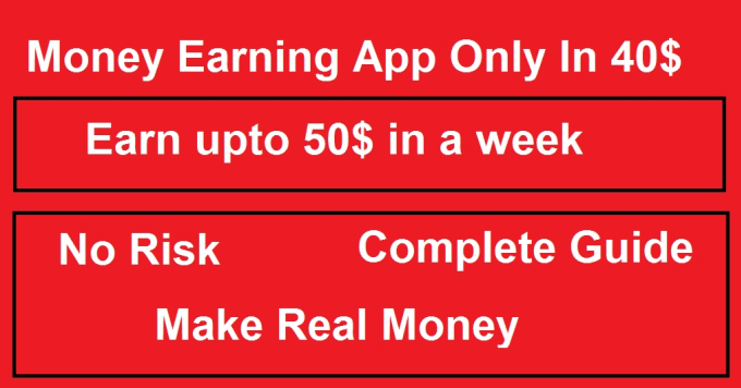 Make pro android app to earn money by Fastritesh