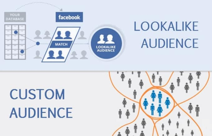 Image result for facebook lookalike audience