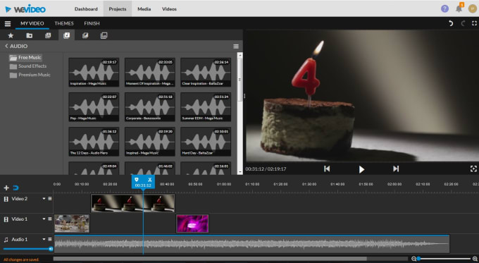 Online Video Edit