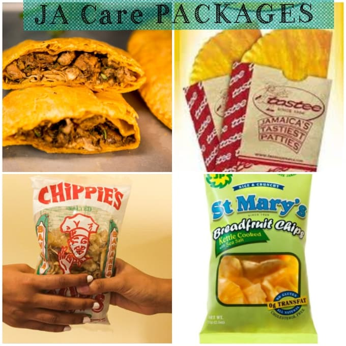 Ship Care Packages From Jamaica Worldwide By Tashoyw