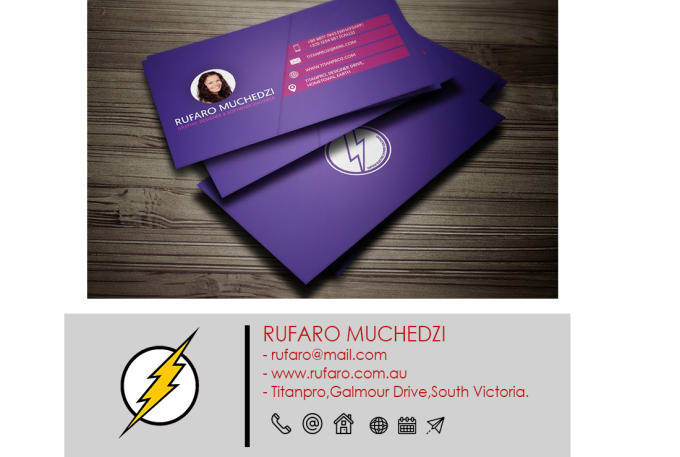 Do business card and html email signature by vincenthuffman5 do business card and html email signature colourmoves