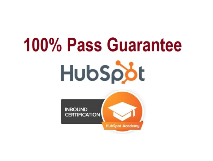 Help you to get inbound certification from hubspot by Answersources