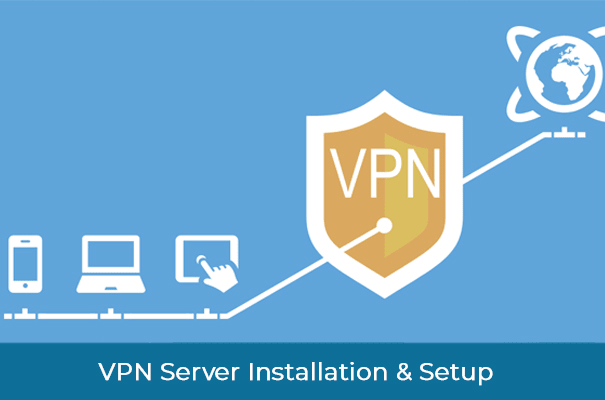 install an open source vpn server to your linux vps