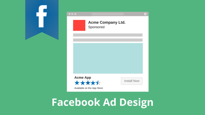 Design the facebook ad template for you by digitalmiro design the facebook ad template for you maxwellsz