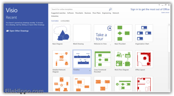 visio ms office